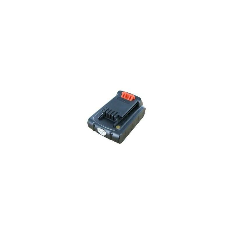 Aboutbatteries - Batterie type BLACK DECKER LBX20