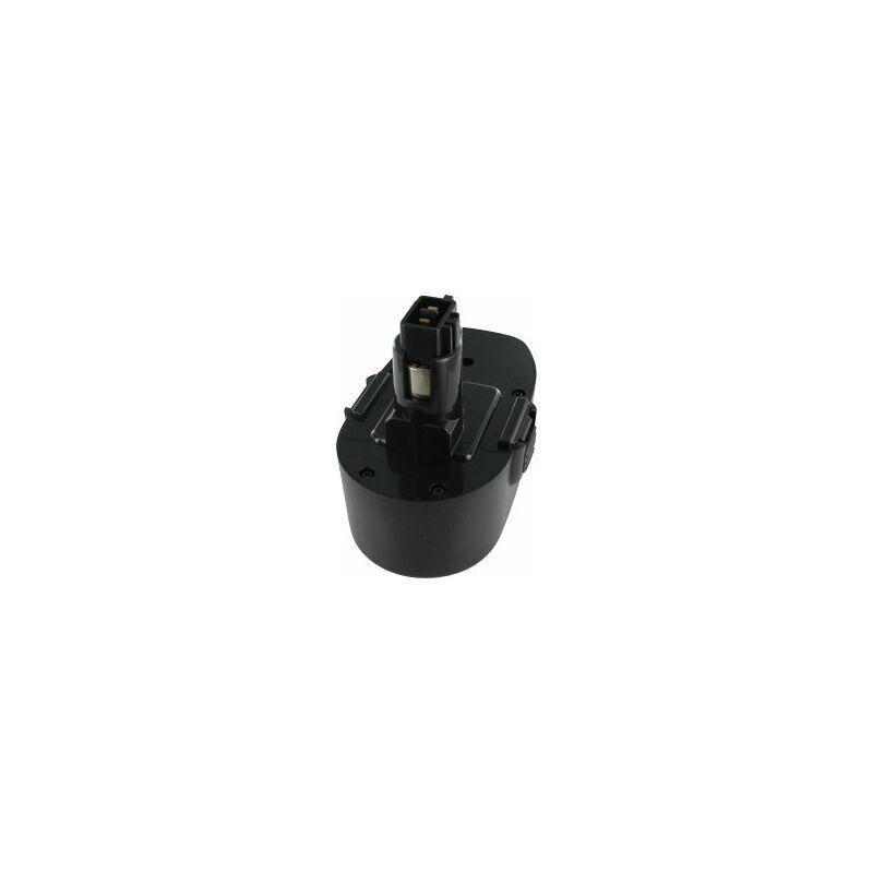 Aboutbatteries - Batterie type BLACK ET DECKER GD-BD-18(A)