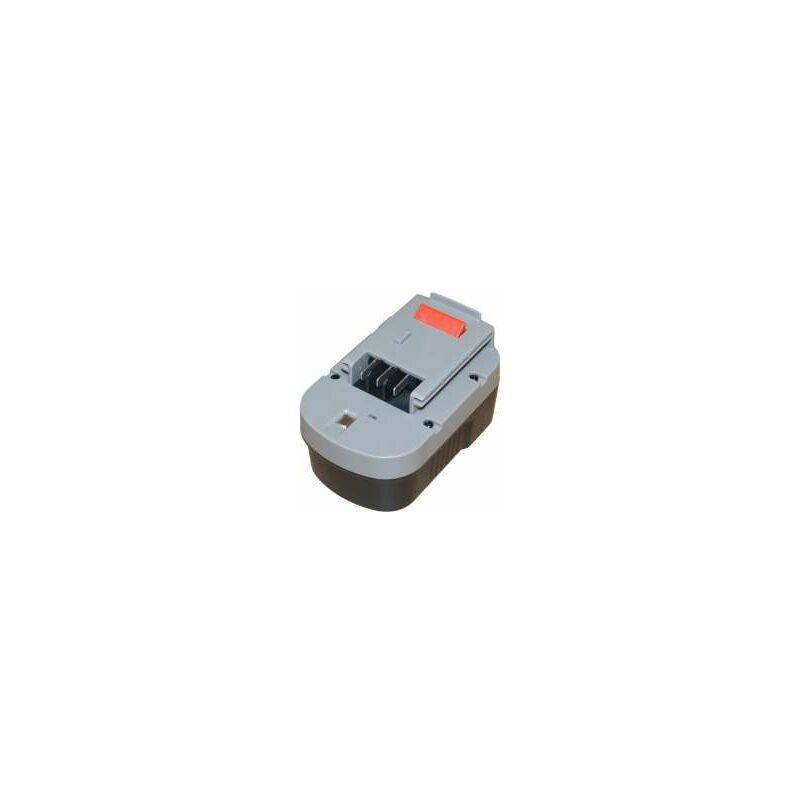 ABOUTBATTERIES Batterie type BLACK ET DECKER HPB14