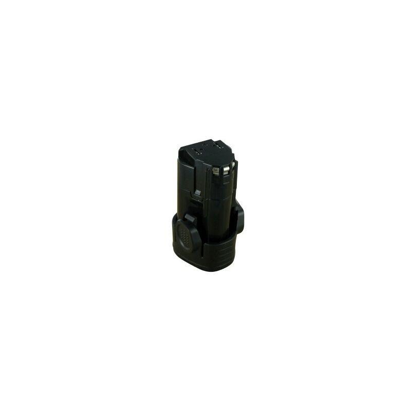 Aboutbatteries - Batterie type BLACK ET DECKER LBX12