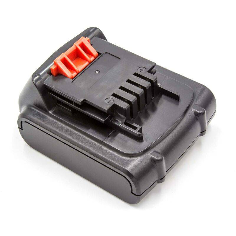 VHBW Batterie vhbw 2000mAh (14.4V) pour outils Black & Decker LGC120, LMT16SB-2,