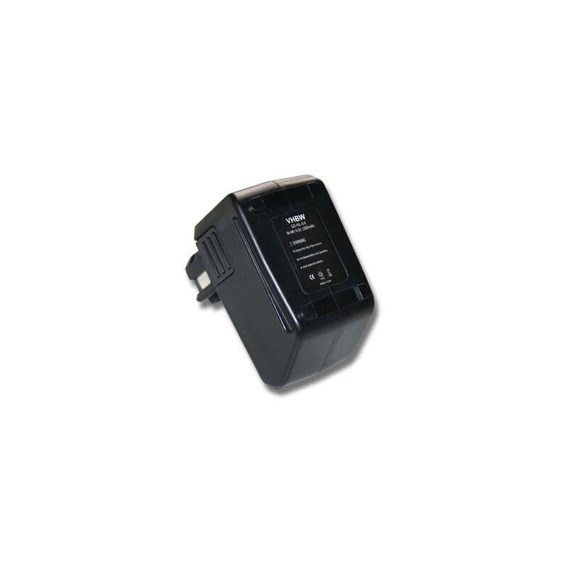 VHBW Batterie 3300mAh (9.6V) pour outil Hilti BD2000 SF100, SF100A, SFB105. Remplace