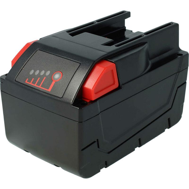 VHBW Batterie vhbw 4000mAh (28V) pour outils tels que scie sauteuse Milwaukee HD28