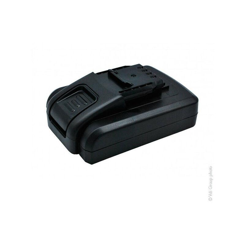 Nx ™ - NX - Batterie visseuse, perceuse, perforateur, ... 20V 2Ah - WA3528 ;