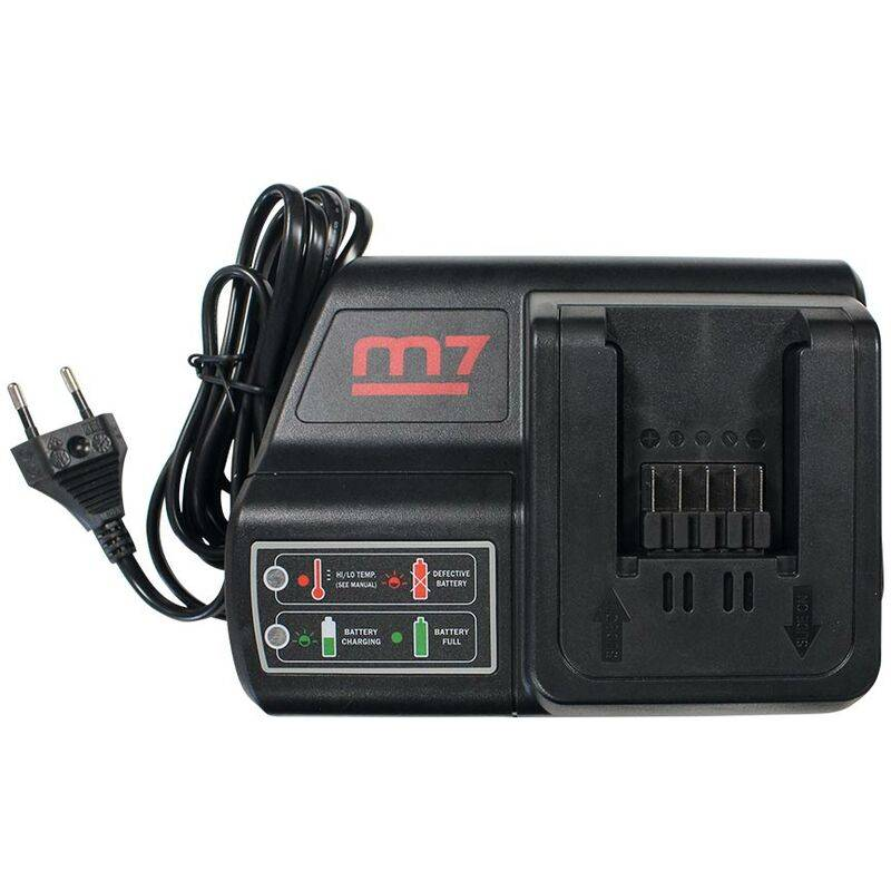 KING TONY M7 (MIGHTY SEVEN) King Tony M7(mighty Seven) - CHARGEUR POUR BATTERIES KING TONY M7 20 VOLTS 5 A