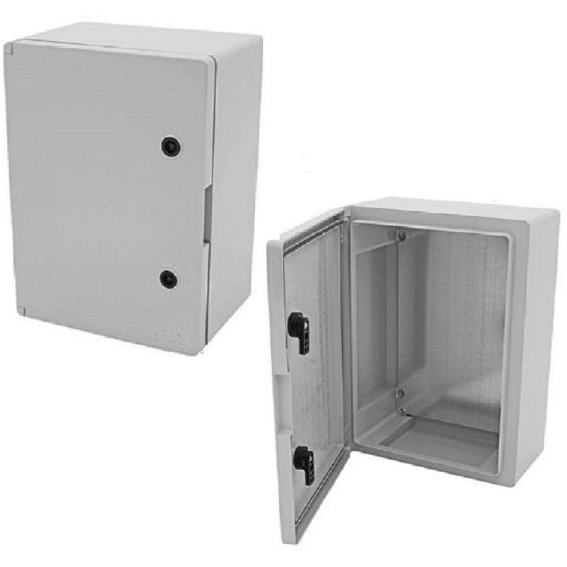 AR - Coffret électrique étanche IP65 - 700 x 500 x 245 mm avec plaque de fond