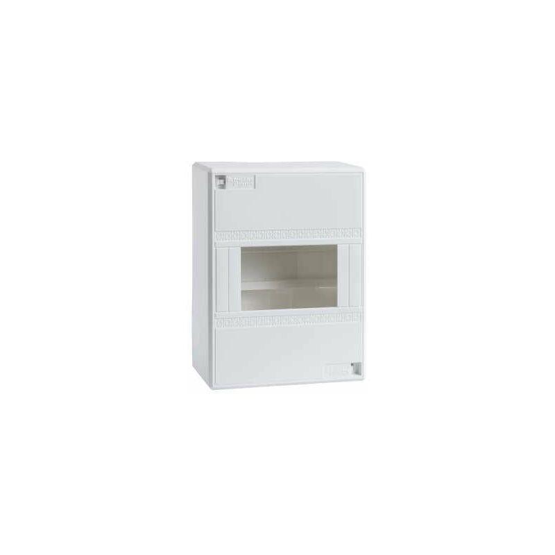 SCHNEIDER ELECTRIC Coffret de répartition en saillie Opale Mini - IP30 - 4 modules - Schneider