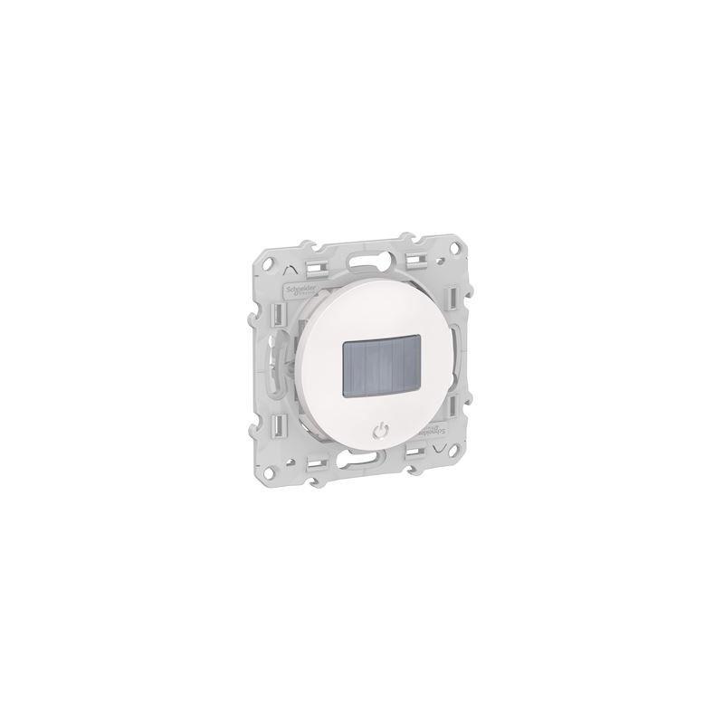 SCHNEIDER Detecteur + variateur Bluetooth Odace Wiser - Blanc / Schneider