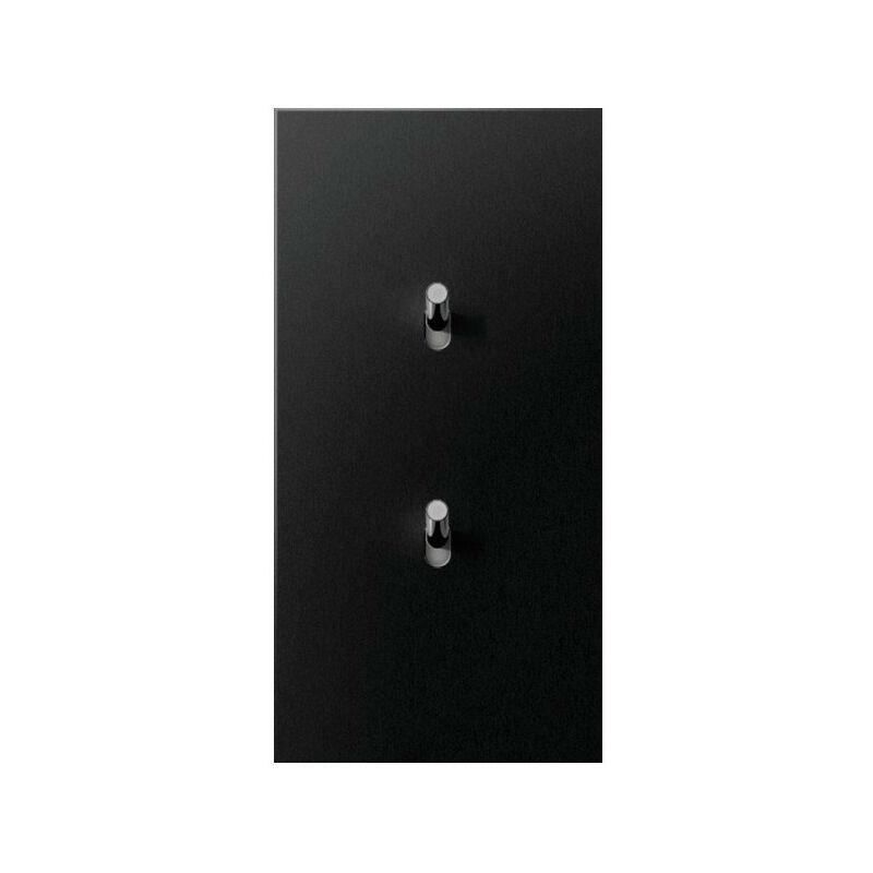 ARNOULD Deux va-et-vient 10A noir mat Art d'Arnould 67804