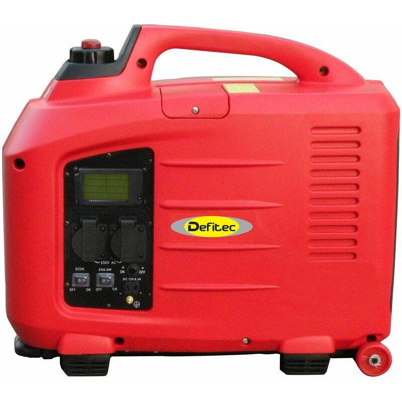 DEFITEC Groupe Electrogene Inverter 2800 W Defitec