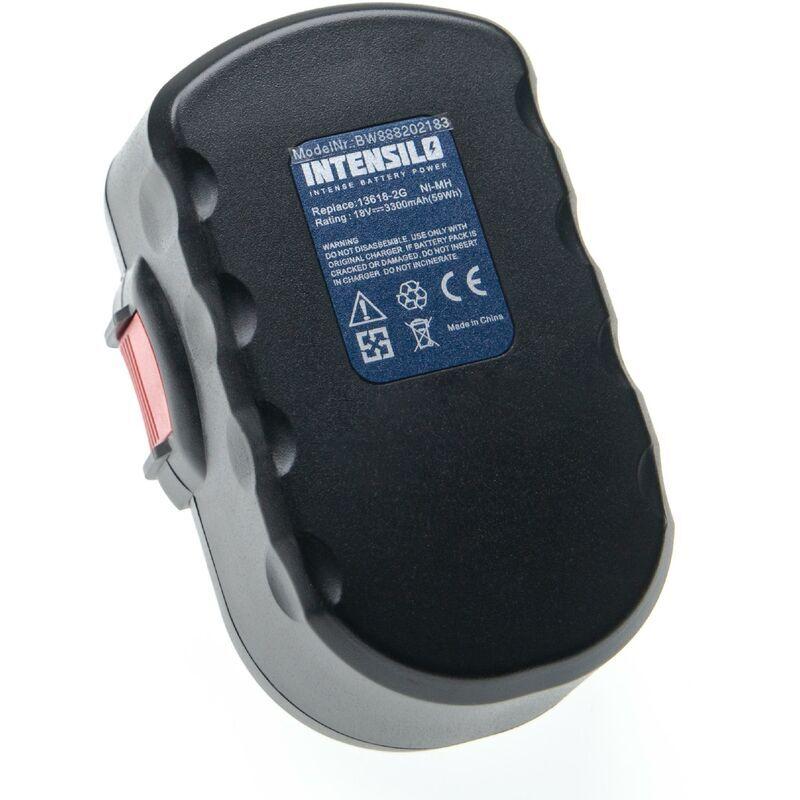 INTENSILO Batterie compatible avec Bosch GSR 18 VE-2, GST 18 V, PSB 18 VE 2, PSR 18 VE-2