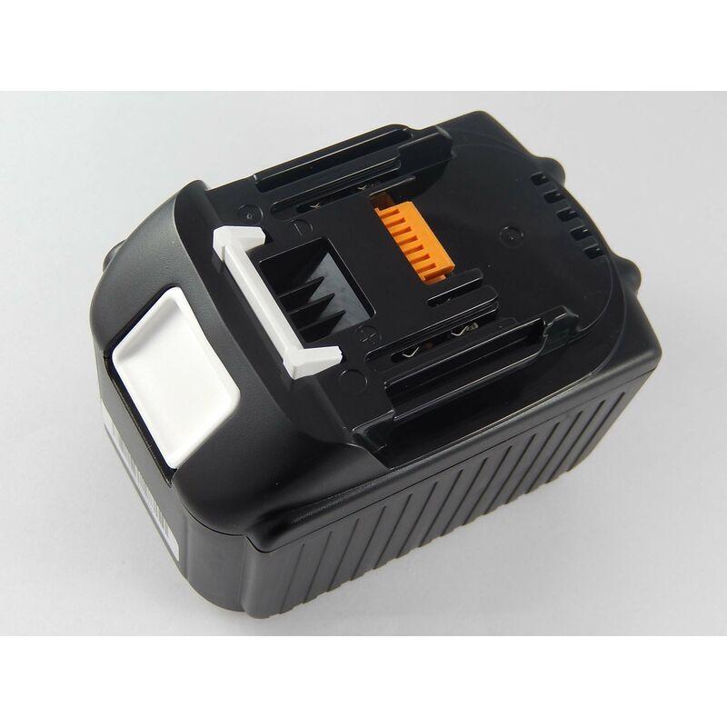 INTENSILO Batterie Li-Ion 6000mAh (18V) pour outils électriques Makita