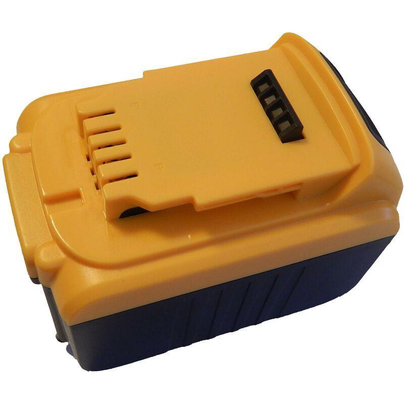 INTENSILO Li-Ion Batterie 6000mAh pour outils électriques Dewalt DCS331,
