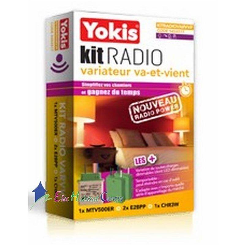 YOKIS kitradiovarvvp kitradiovarvvp - 5454517 - kit radio variation va-et-vient