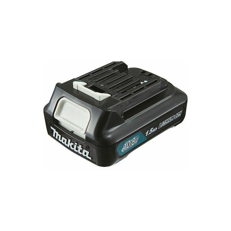 Banyo - Batterie de rechange Makita BL1015, 12V avec 1,5 Ah Li-Ion