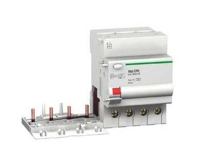 Schneider Electric - Merlin Gerin 26543 ba - bloc Différentiel Vigi C60 40A 4P