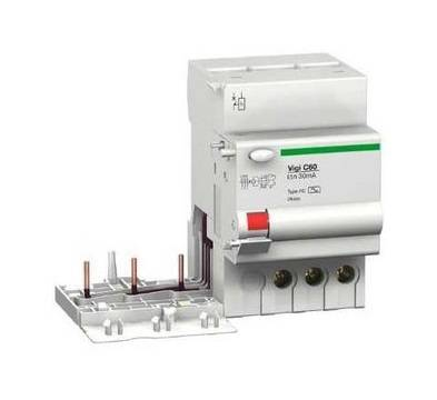 Schneider Electric - Merlin Gerin Bloc Différentiel 25A - 3P - 220-415V