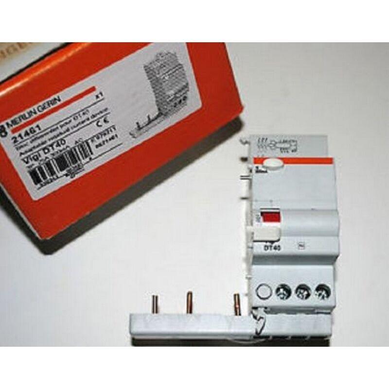 Schneider Electric - Merlin Gerin / Schneider 21461 - Bloc Différentiel - Vigi