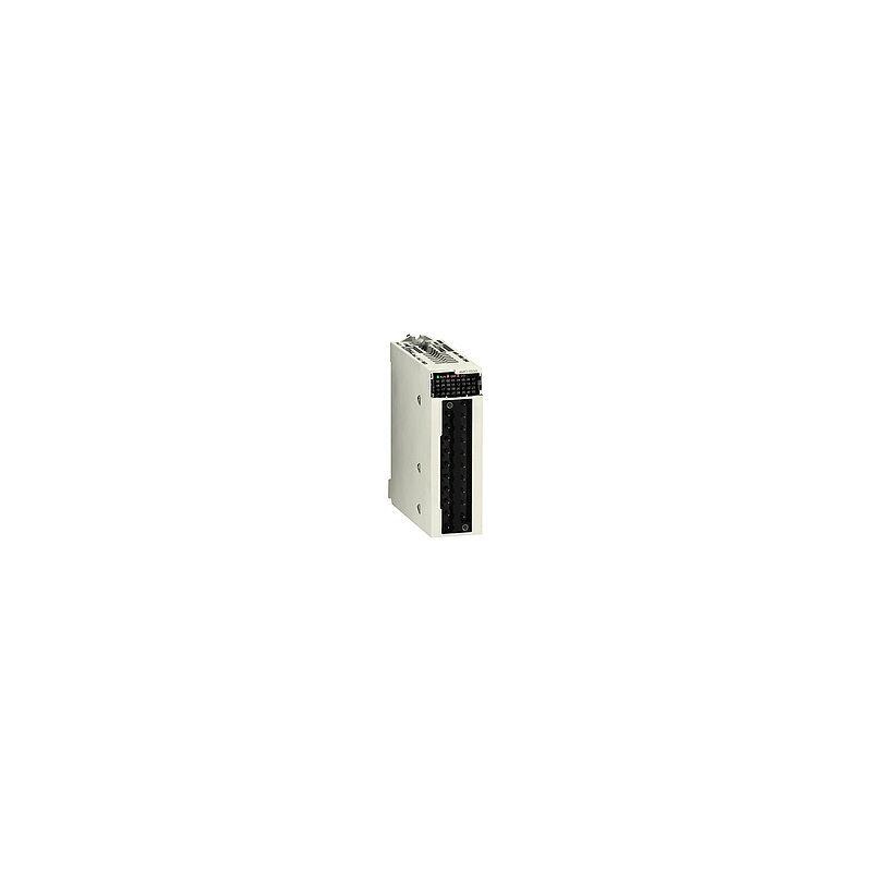 Schneider - Module 8 entrées ANA rapides isolées - BMXAMI0810