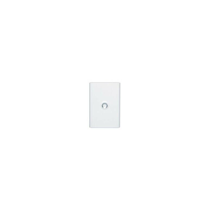 LEGRAND Porte DRIVIA blanche IP40 IK07 pour coffret réf. 401212 - Blanc - Legrand
