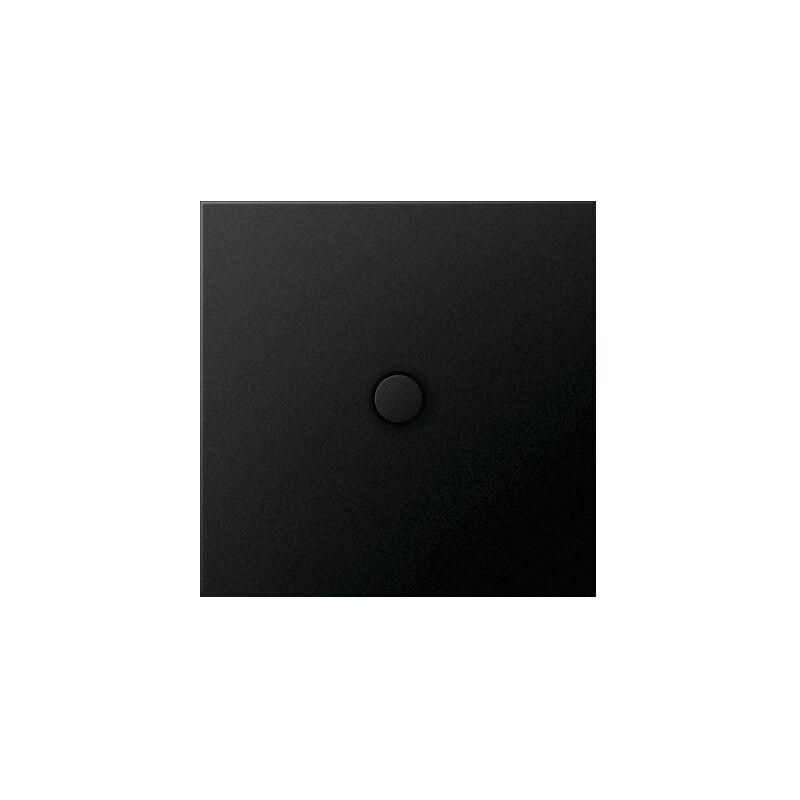 ARNOULD Poussoir 2A à bouton rond noir mat Art d' 67810 - Arnould