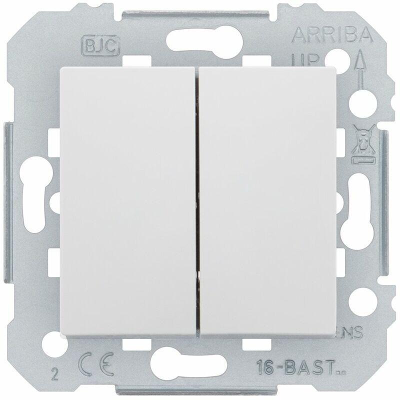 SIEMENS Double Va-et-Vient Blanc DELTA VIVA - Siemens