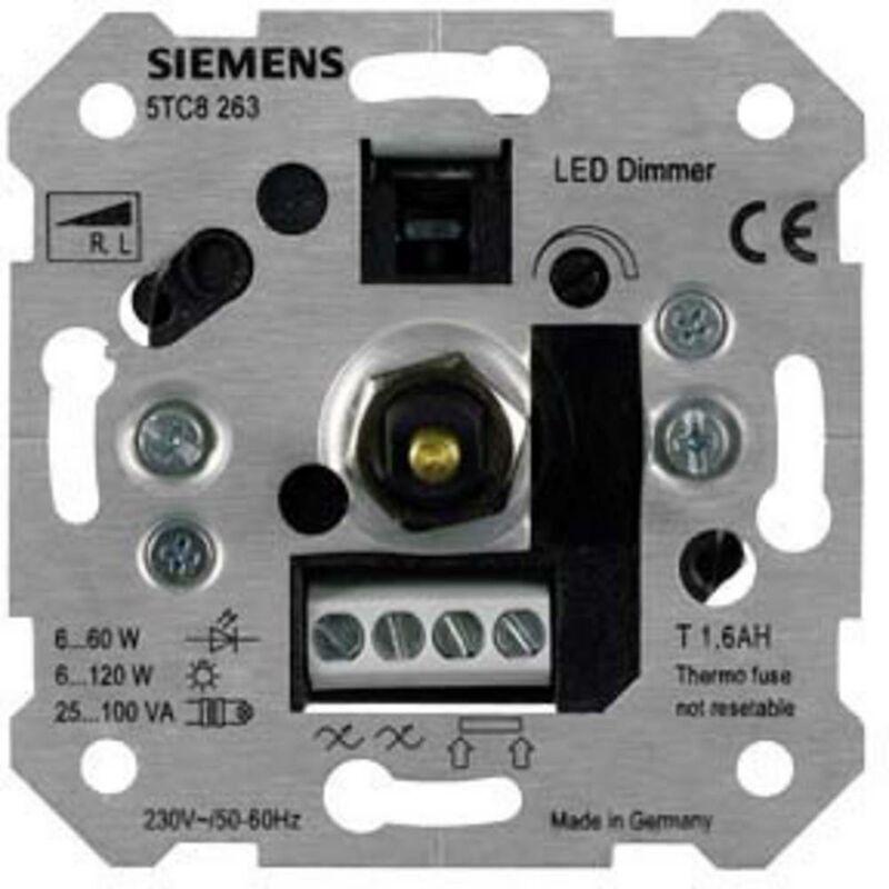 SIEMENS Variateur encastré Siemens 5TC8263 5TC8263 1 pc(s)