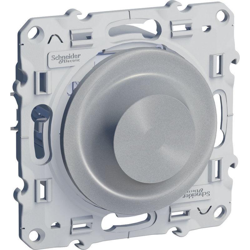 Schneider - Variateur pour transformateur électronique Odace - 2 fils - 40-420W