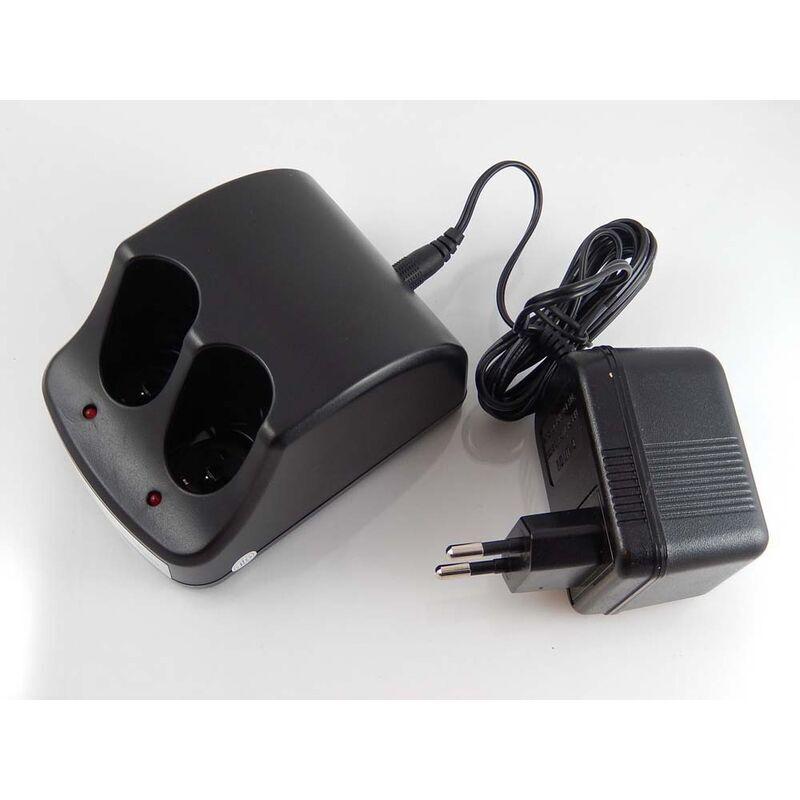 vhbw Alimentation 220V câble chargeur pour outils Black & Decker Versapak
