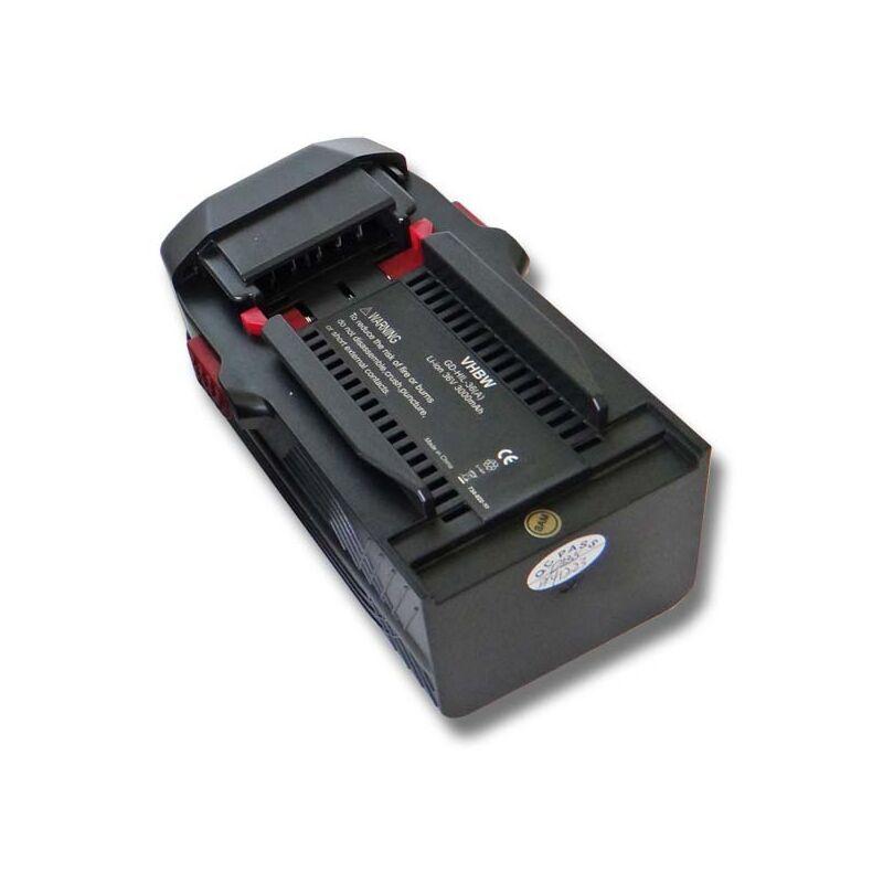 vhbw Batterie pour outil électrique compatible avec Hilti CPC 36V (3000mAh