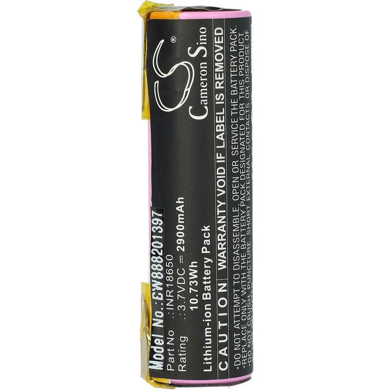 vhbw batterie cellules compatible avec Black & Decker KC460LN outil électrique