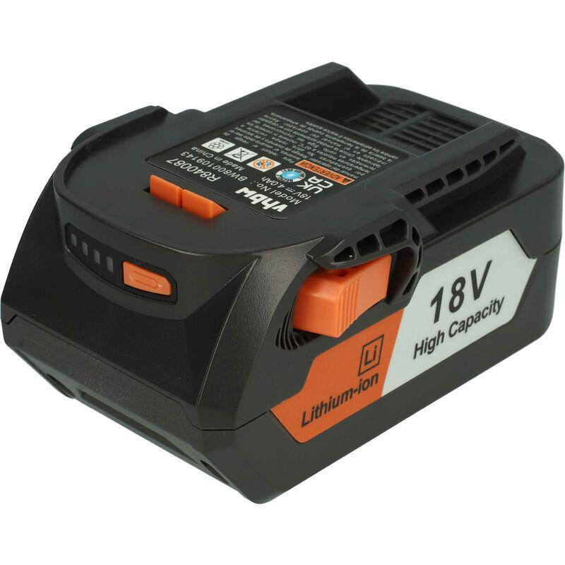 VHBW Batterie compatible avec AEG BST 18X, BUS 18, BUS 18 X outil électrique