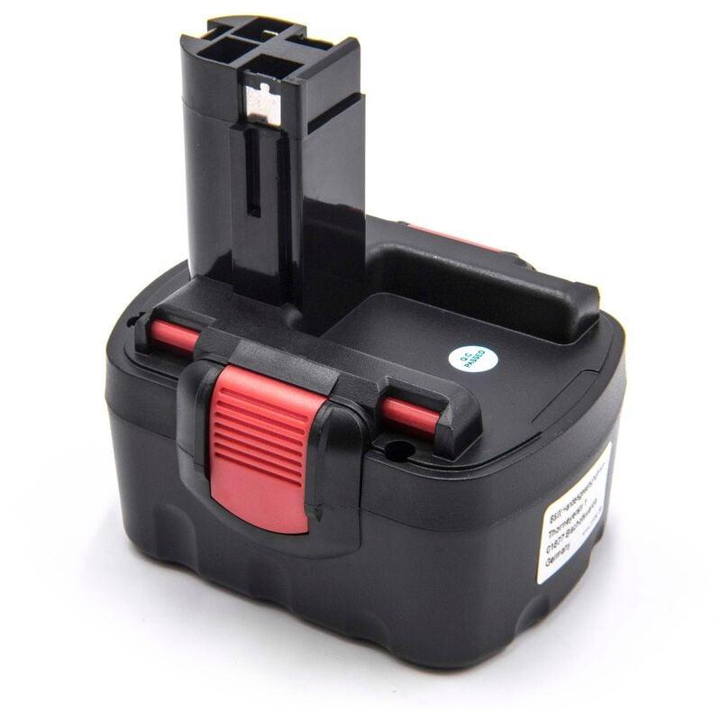 vhbw Batterie compatible avec Bosch PSR 14.4VE-2(/B), PSR1440, PSR1440/B, PST