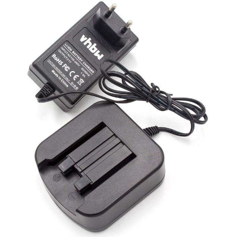 VHBW Chargeur compatible avec Festool AGC 18-125 Li EB, BHC 18 Li, C 18 Li, Carvex