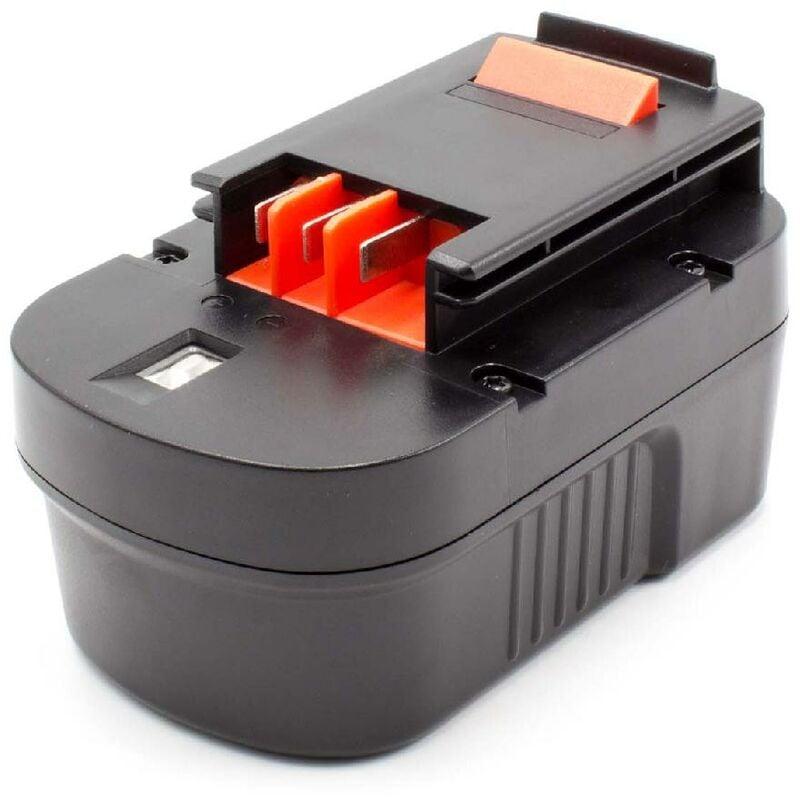 VHBW NiMH batterie 1500mAh (14.4V) pour outil électrique outil comme Black & Decker