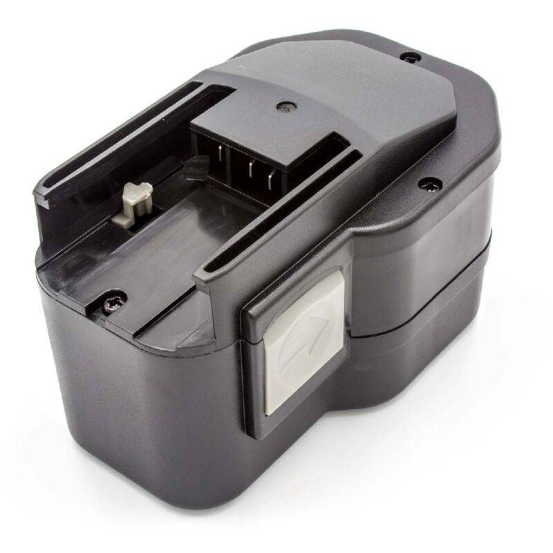 vhbw NiMH Batterie 3300mAh (14.4V) pour outils AEG BS 14 X, BS2E 14.4 T, BSB 14