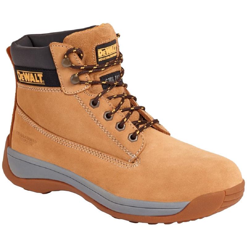 Dewalt - Chaussures de sécurité - Hommes (40,5 FR) (Marron clair)