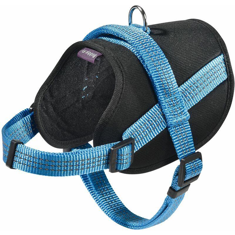 BOBBY Harnais Easy Safe Bleu Taille : L