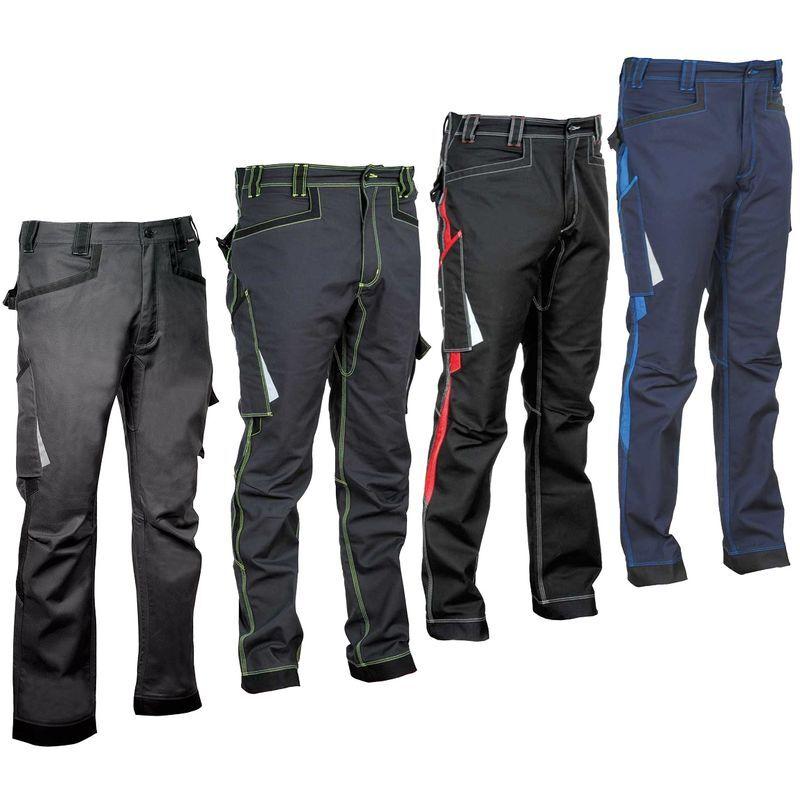 COFRA Pantalons de travail Cofra Barrerio Bleu 52