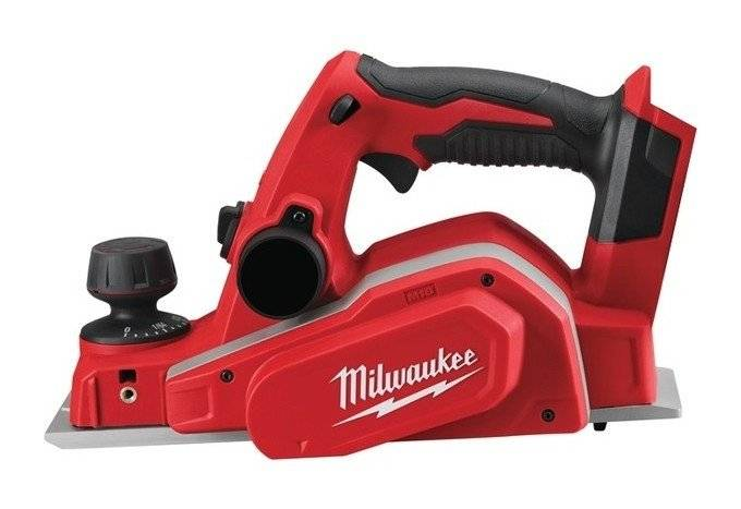 MILWAUKEE Rabot MILWAUKEE 18V 82mm - Sans batterie, ni chargeur - 4933451113