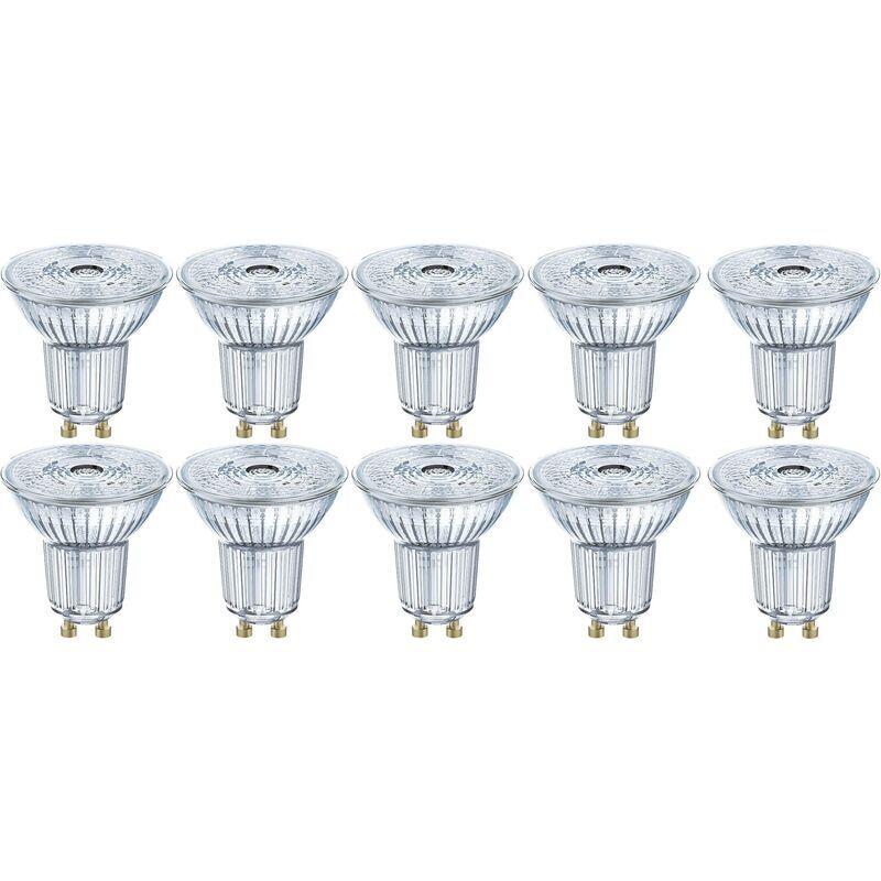 OSRAM Ampoule LED GU10 4.3 W = 50 W blanc chaud S308921 - Osram