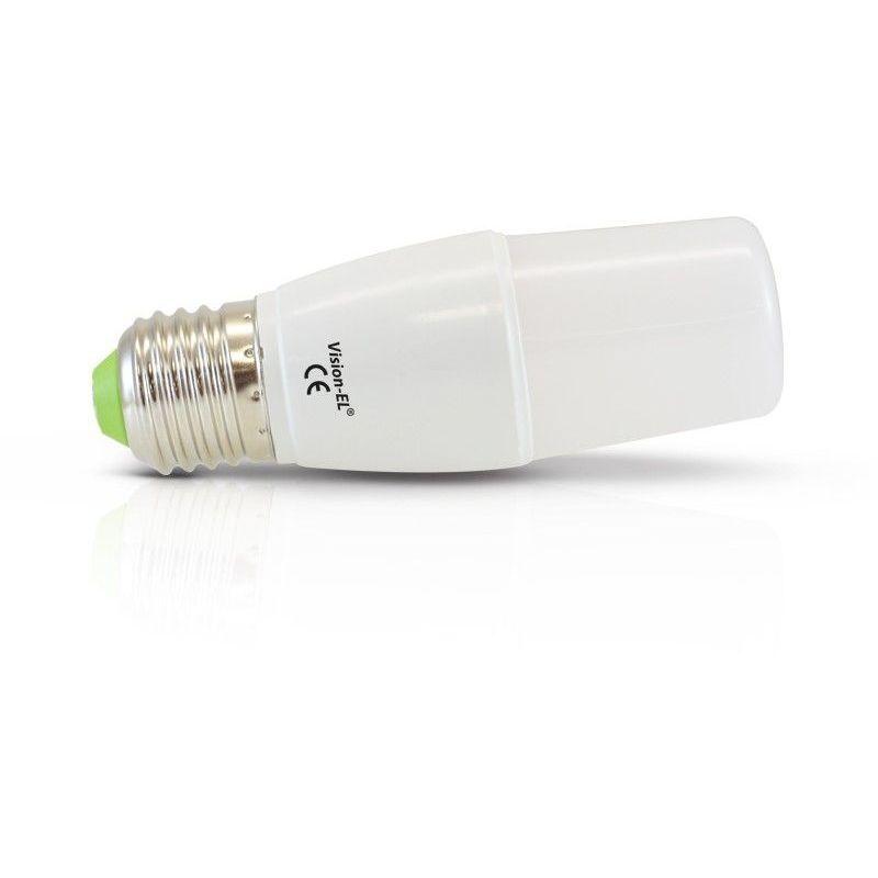 VISION-EL Ampoule Led 10W (90W) E27 TUBE Blanc chaud 2700°K Dépolie