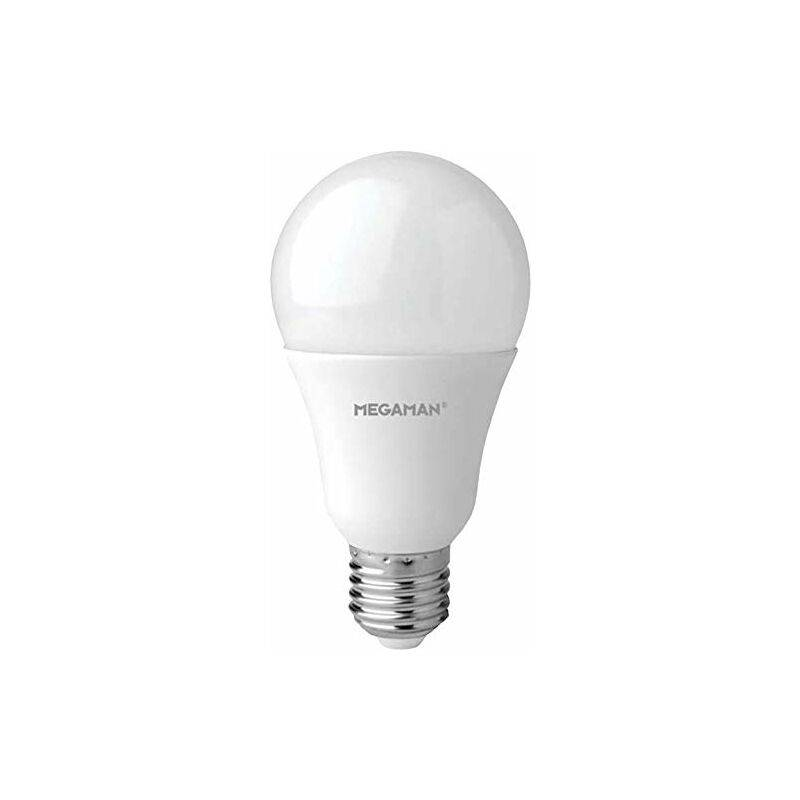 MEGAMAN LED CLASSIC   DIMMABLE 100-60 - 20%   E27   6 W   470 LM   4000 K   A+   REF