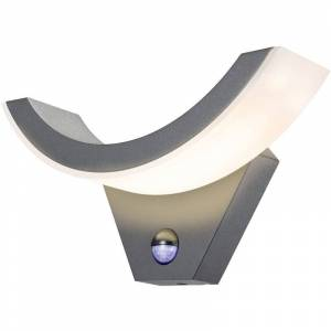 ESOTEC Applique LED Swingline détecteur de mouvement Applique murale lampe dextérieur - Publicité