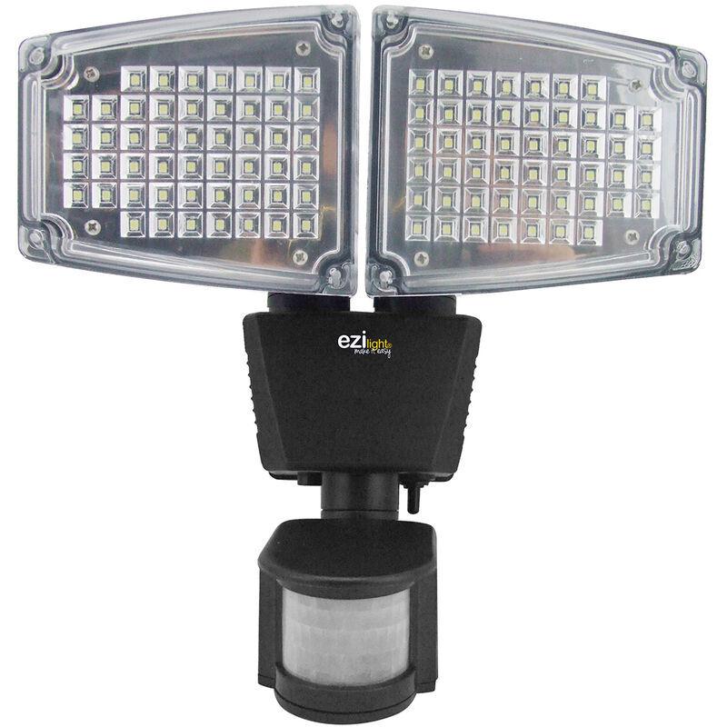 EZILIGHT Projecteur solaire LED EZIlight® Solar pro 2