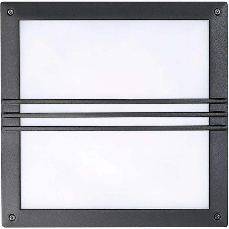 CRISTHER Plafond LUCAS LED 19,5W 2007lm 4K Antr.