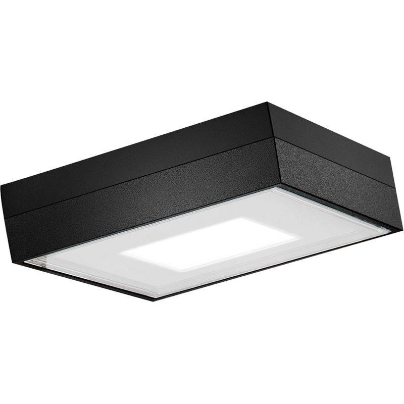 CRISTHER Plafond VIENA SQ IP65 LED 4,3W 400lm 3K Noir