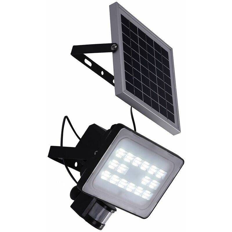 Diyozzy - Projecteur solaire 30W 85-265V 30W blanc froid