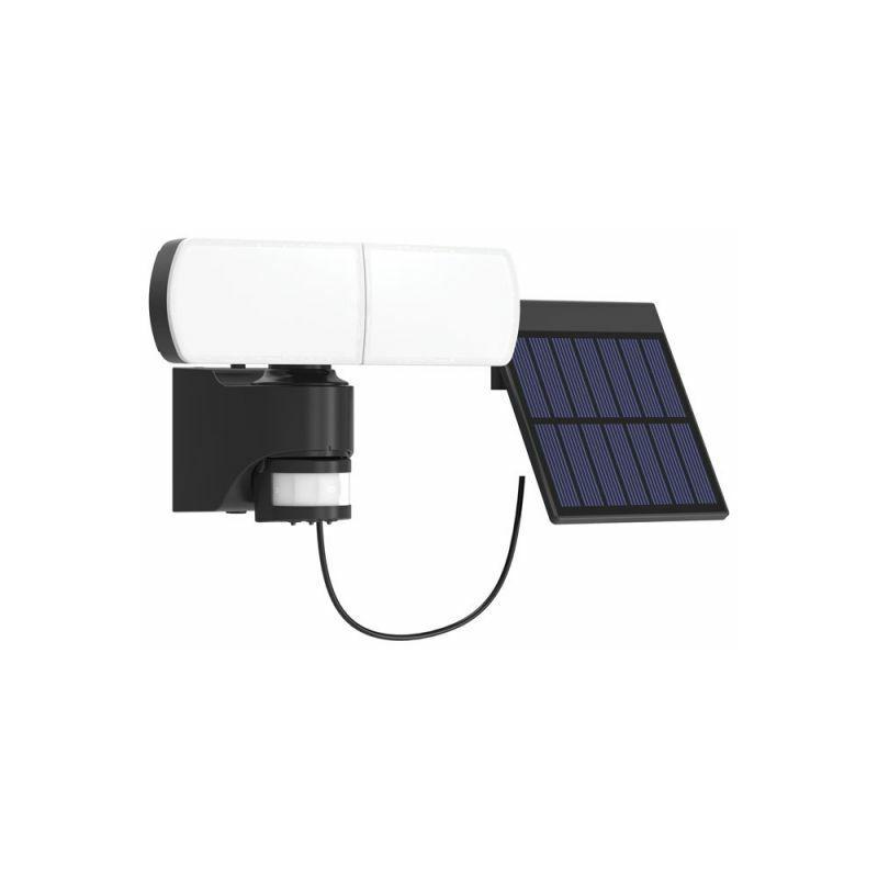 XANLITE - Projecteur Solaire IP44 Blanc neutre Détecteur de mouvement 8h