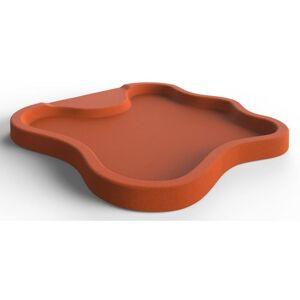 ARKEMA DESIGN - PRODOTTO MADE IN ITALY Plaque de douche Orange Lake cm 107x103x9 CV-D108/2009 - Arkema Design-prodotto - Publicité